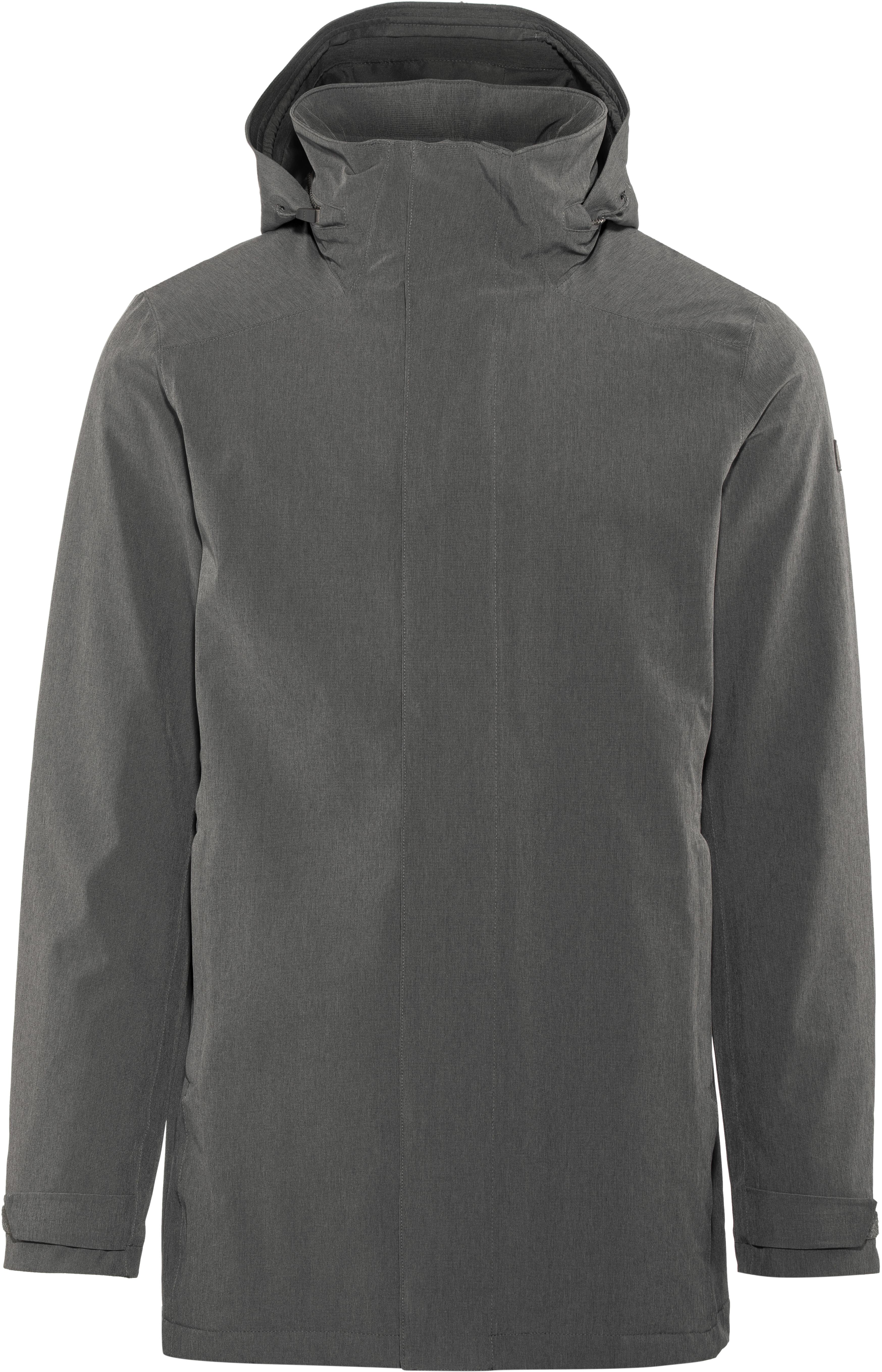 16050495195 Bergans Oslo 2L Insulated Jacket Men solidcharcoal mel at Addnature ...
